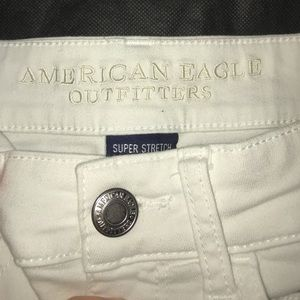 White American Eagle Shorts